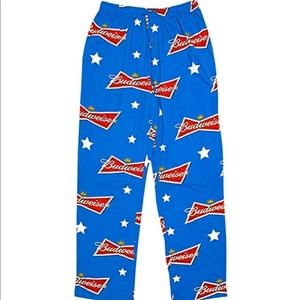 Budweiser Lounge Pants Pajama Bottoms